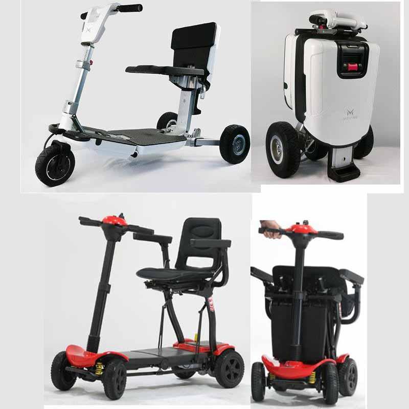 有一种适合老年人的代步车,叫元亨智能老年电动代步车[元亨电动]
