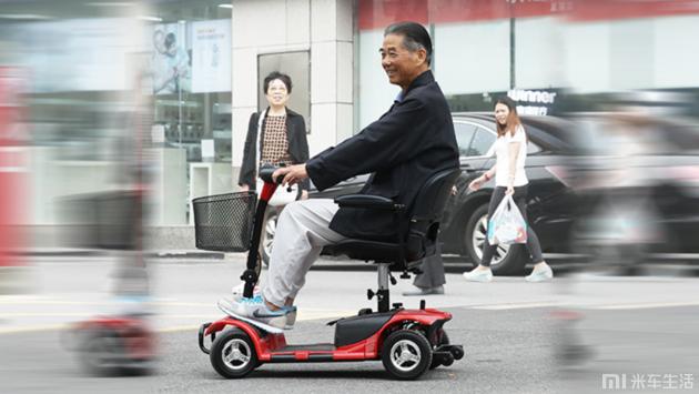 老年代步车遭禁售!如果不挤公交老年人该怎么出门?[元亨电动]