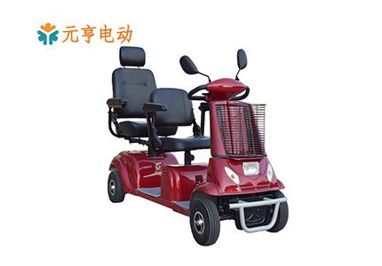 双人电动代步车800-4
