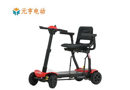 电动代步车将老年的健康行业为您归纳四个字[元亨电动]