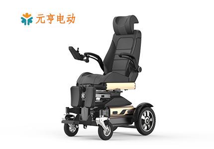 电动轮椅和您领略未来轮椅的风采[元亨电动]