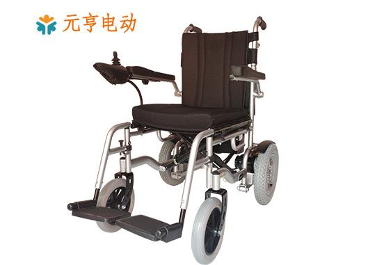 选择折叠电动轮椅让您购物更轻松[元亨电动]