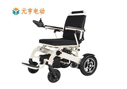 元亨电动轮椅车电机内齿轮保养[元亨电动]