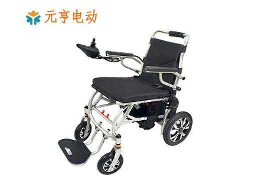 电动轮椅的开展与折叠您会了吗?[元亨电动]