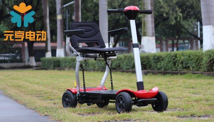 智能电动代步车—进水后如何处理[元亨电动]