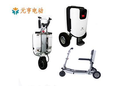 广州客户对x1电动三轮代步车的热爱[元亨电动]