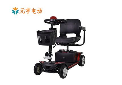 选择轮椅的一二三事[元亨电动]