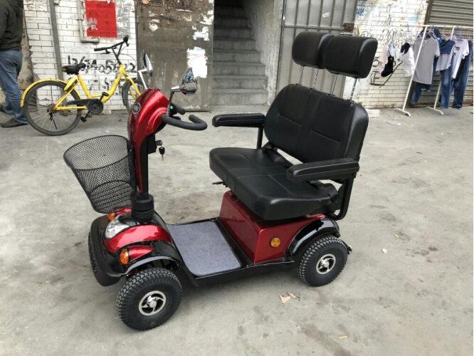 折叠型智能老年人电动代步车可以作为交通工具上路吗?