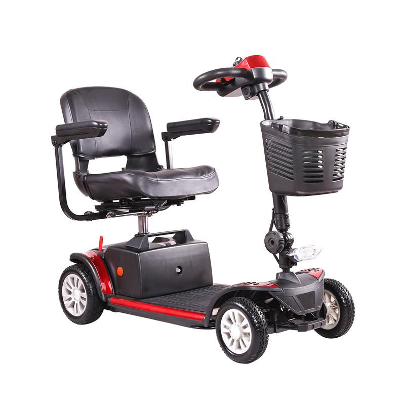 老年代步车和电动轮椅如何自救