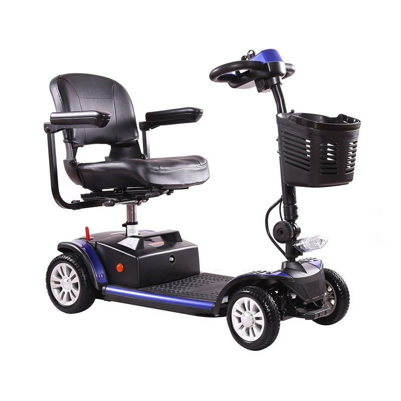 适合老年人送礼的新选择——元亨电动代步车