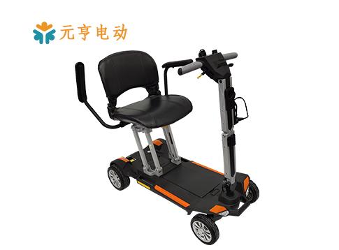 智能折叠代步车TS01