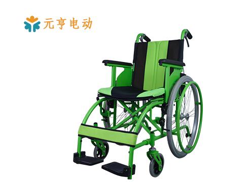手动镁合金轮椅01MS