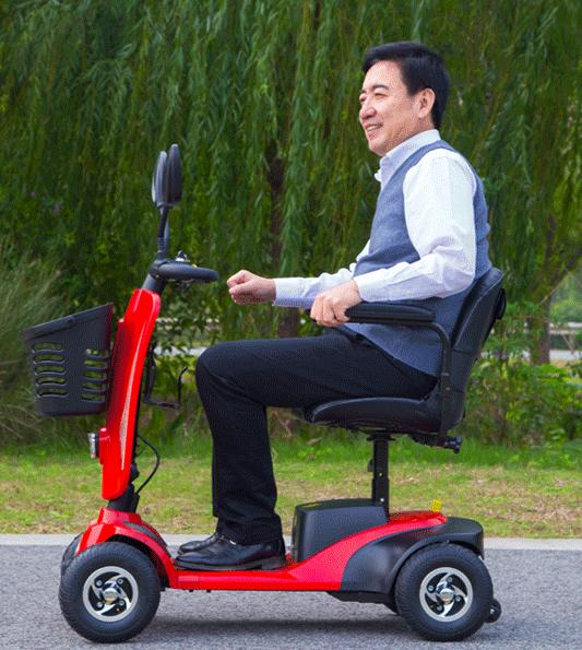 元亨电动代步车成为了老年人风靡一时的宠儿