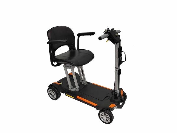 智能老年人电动代步车也开始玩套路【元亨电动】