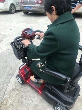 元亨电动老年代步车经得起时间的考验!