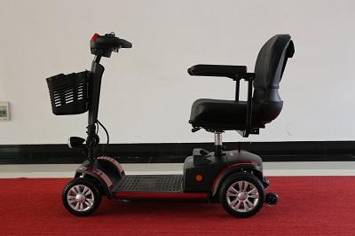 孩子给父母送了一款来自千里之外的代步车【元亨电动】
