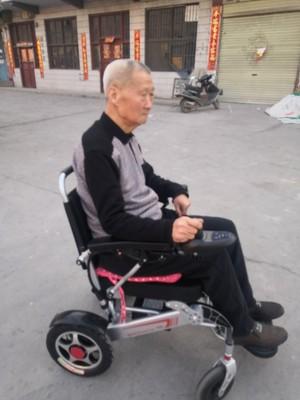 电动轮椅为什么速度都很慢?【元亨电动】