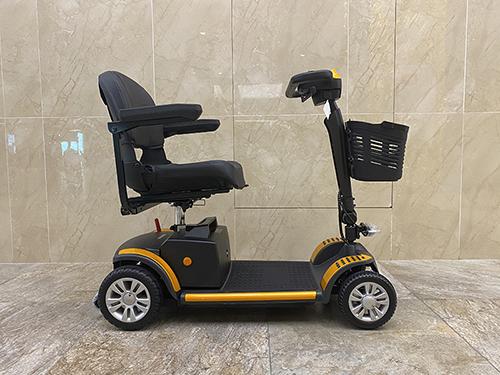 老年电动代步车到底是什么?