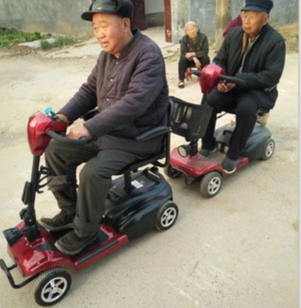 老年电动代步车